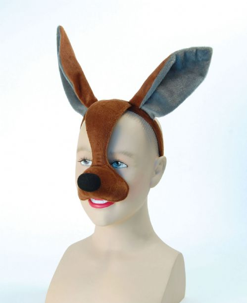 Kangaroo + Sound Eyemask Australian Animal Australia Auz Roo Pooh Fancy Dress
